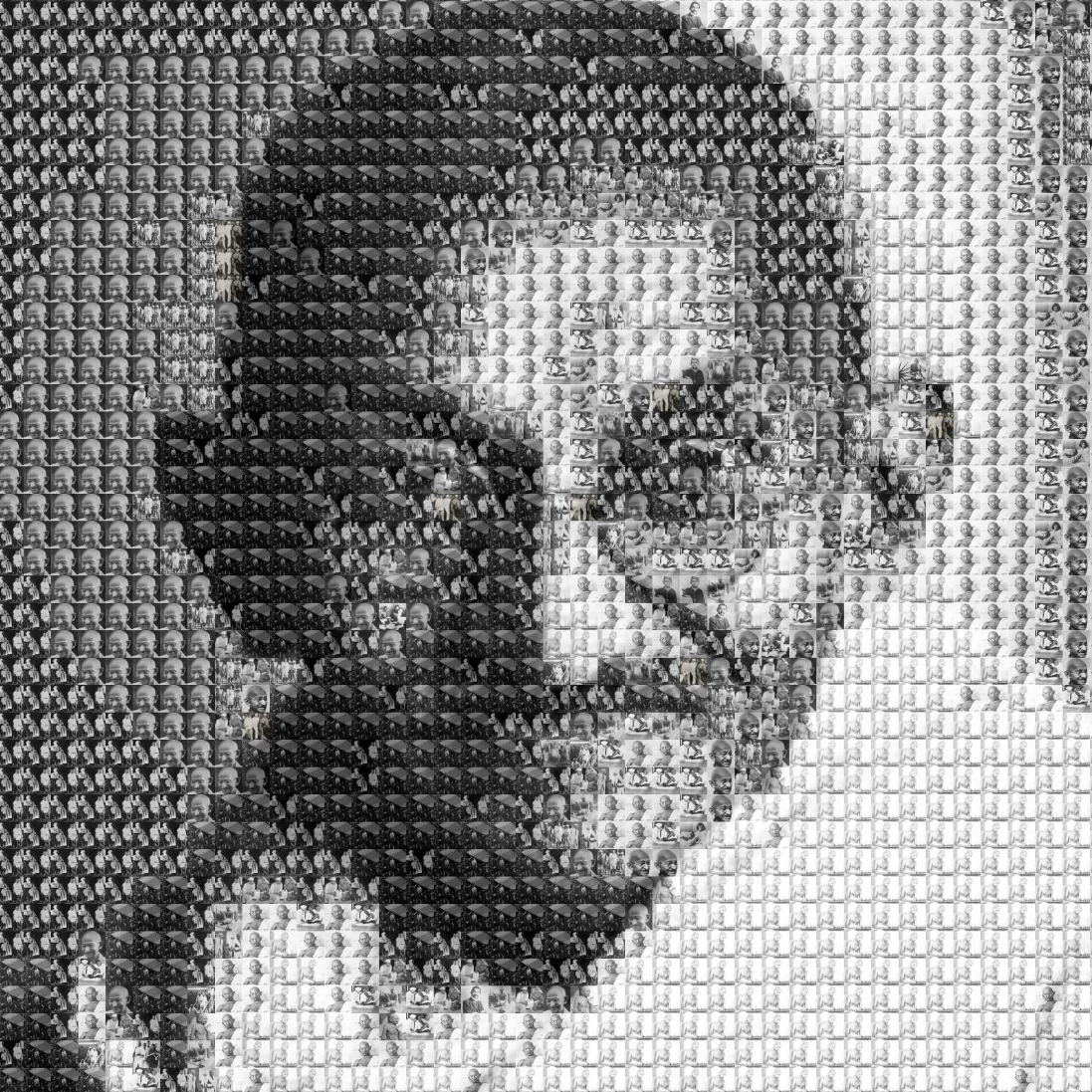 Gandhi through Images