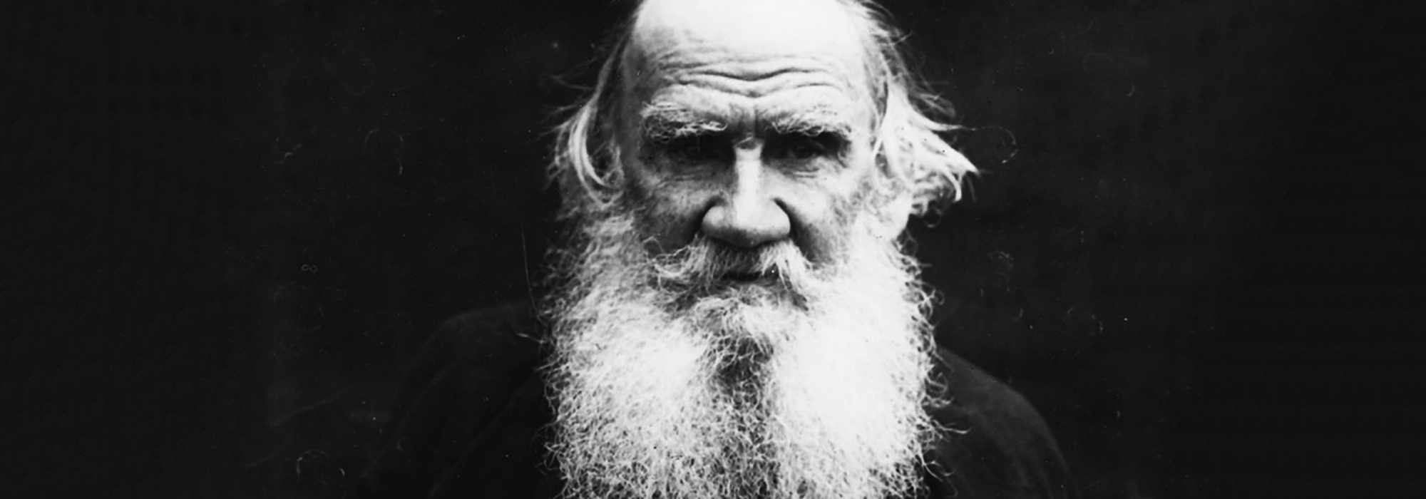 Those who inspired - Leo Tolstoy